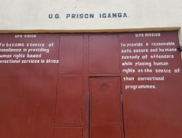 THE WOMEN'S PRISON