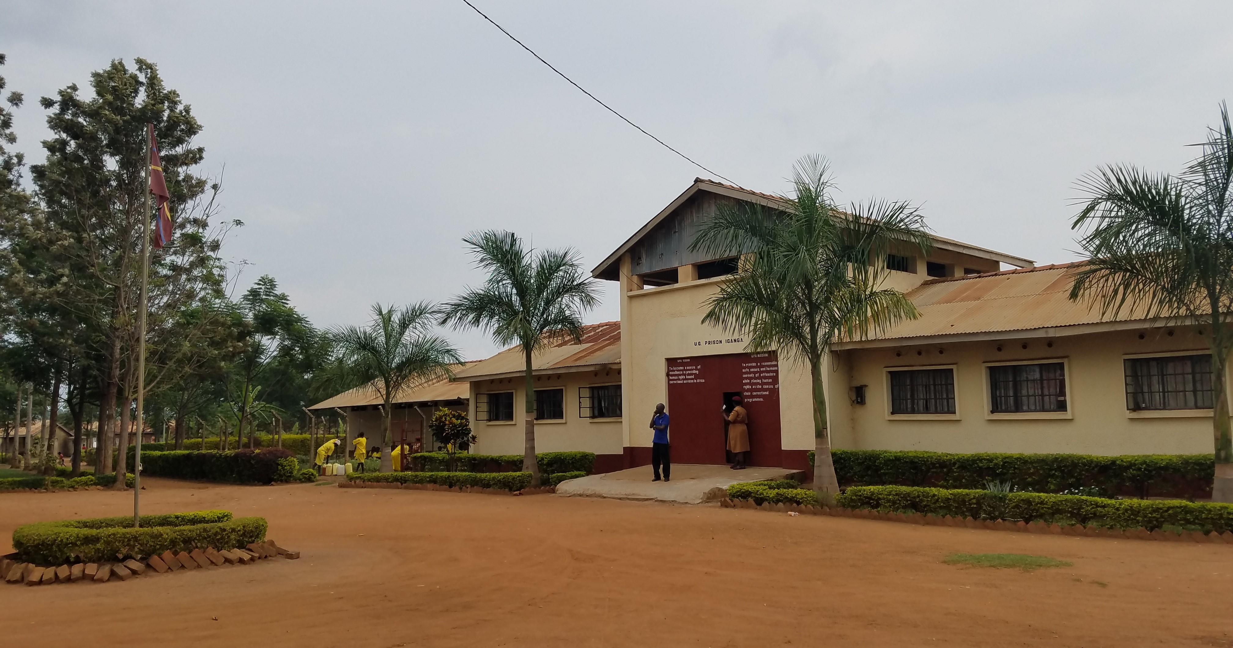 Iganga Prison, Uganda