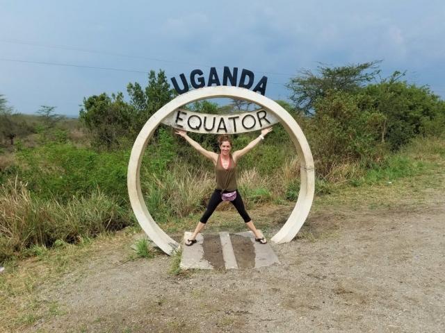 Equator, Uganda, Red Chili, Queen Elizabeth National Park