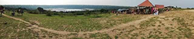 safari, Uganda, Red Chili, Queen Elizabeth National Park, salt lake