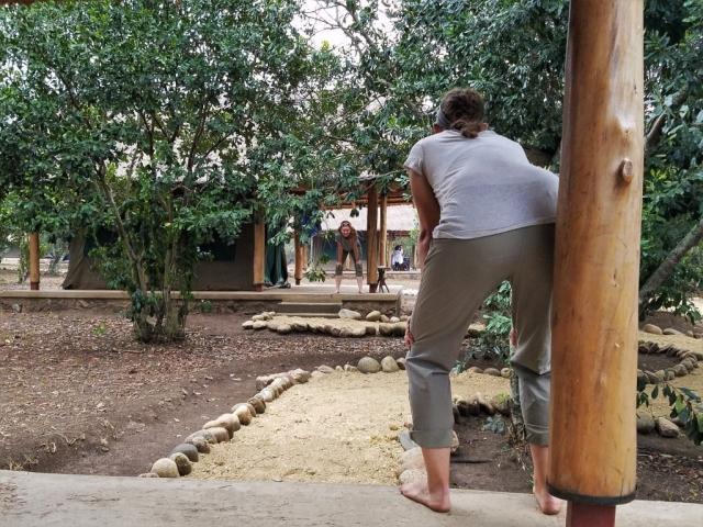 safari, Uganda, Red Chili, Chimp Tracking, Queen Elizabeth National Park, The Bush Lodge, glamping
