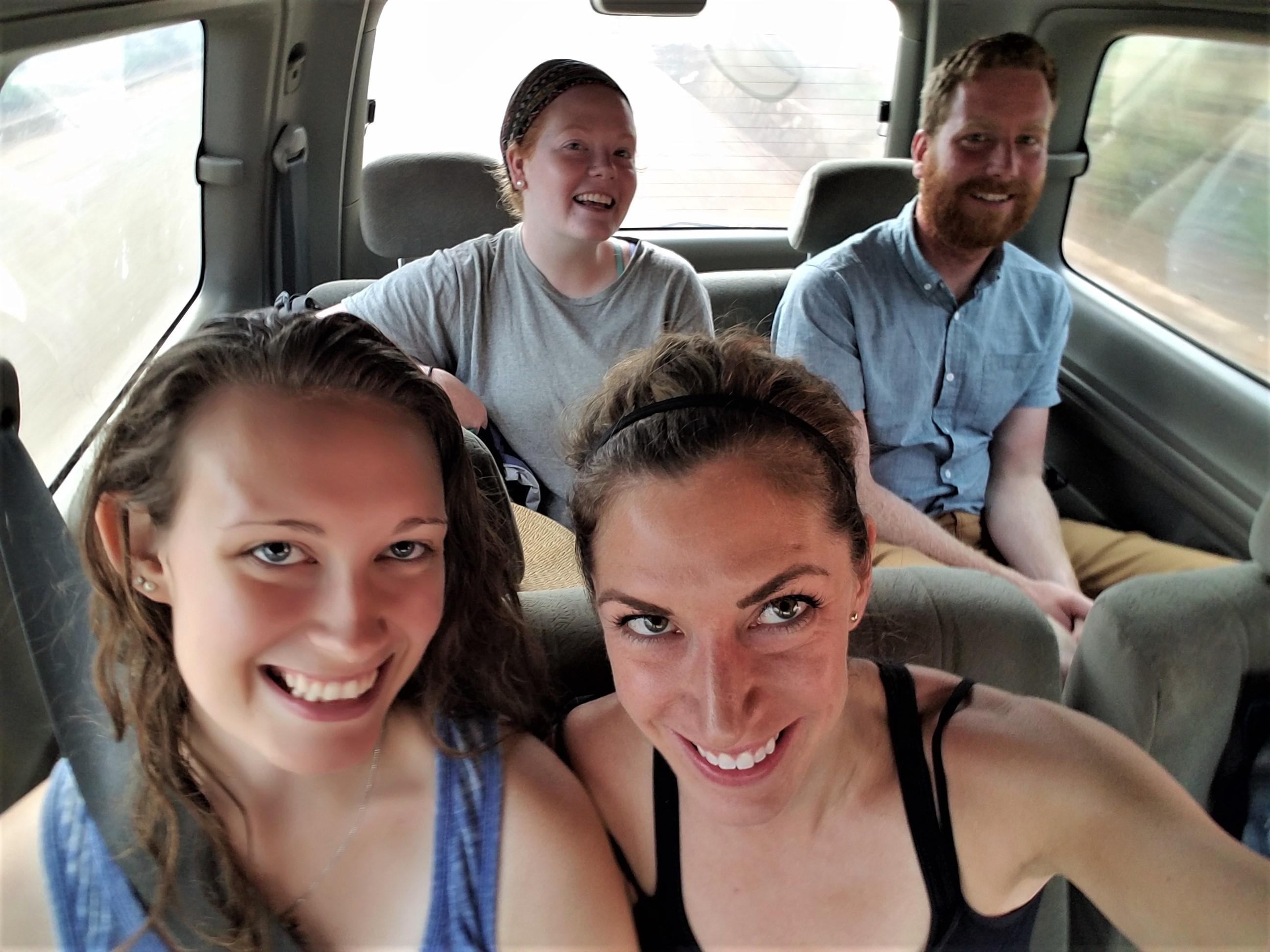 safari, Uganda, Red Chili, gingers, Kampala