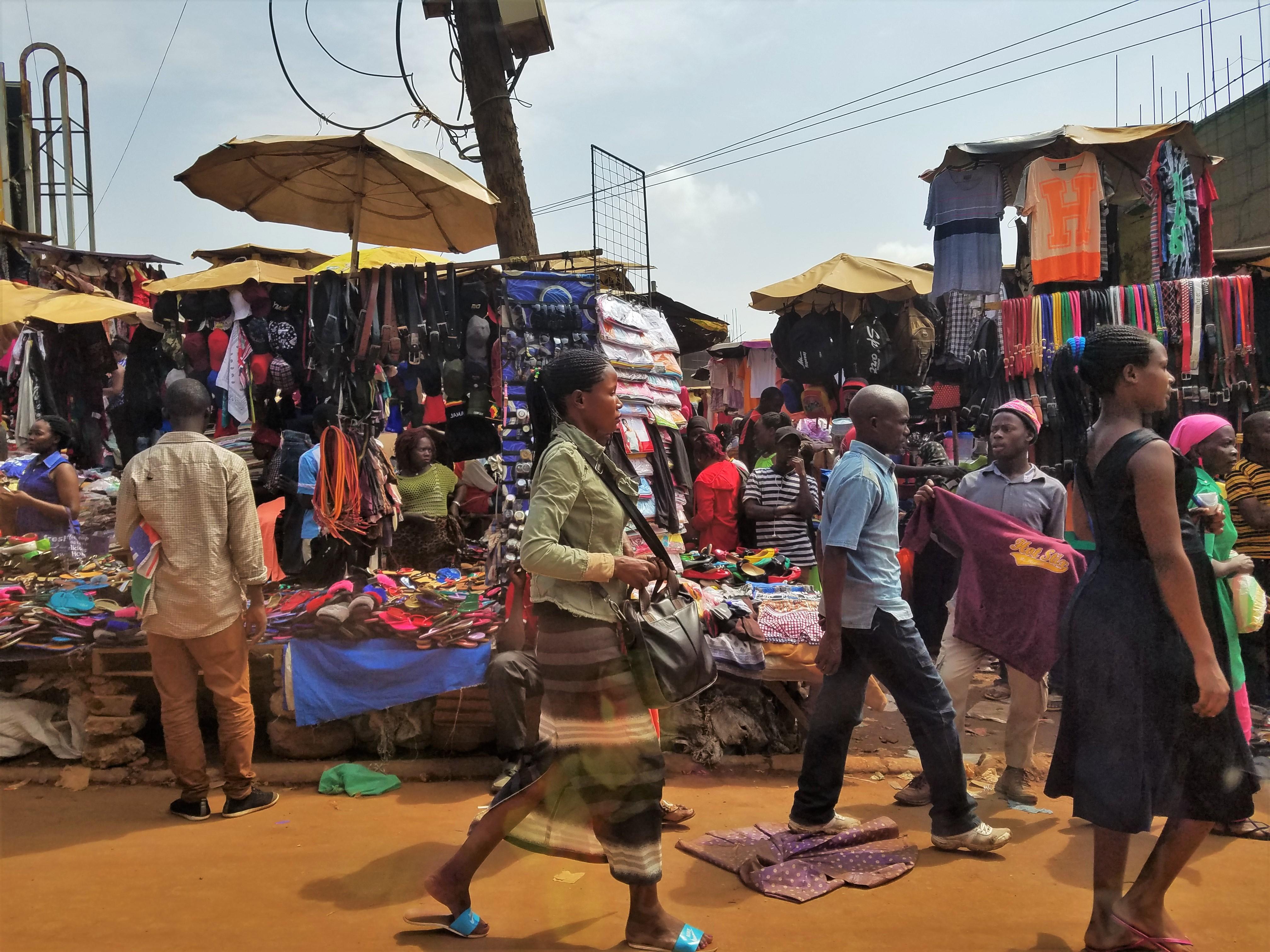 safari, Uganda, Red Chili, Kampala
