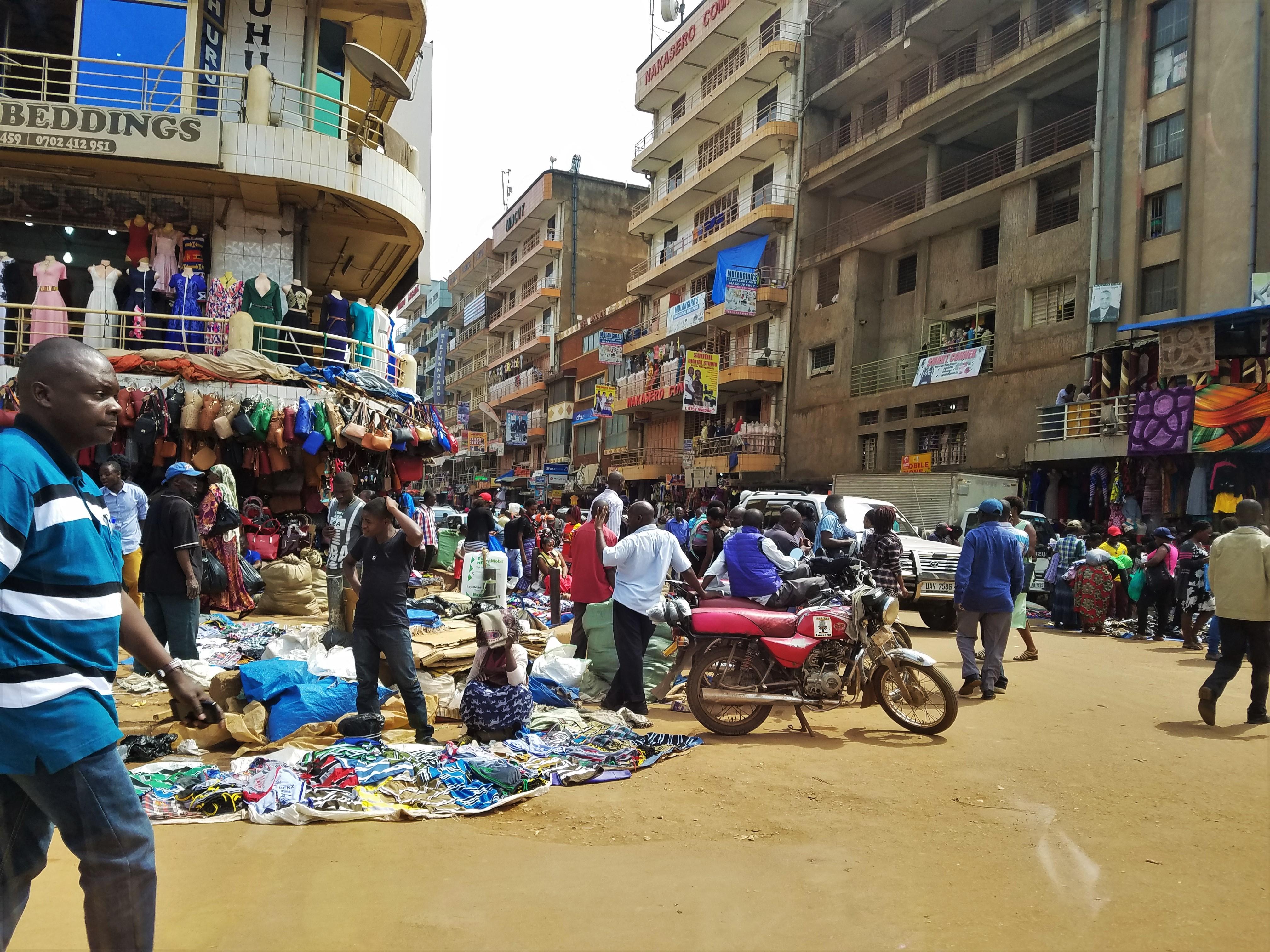 Uganda, Red Chili, Kampala