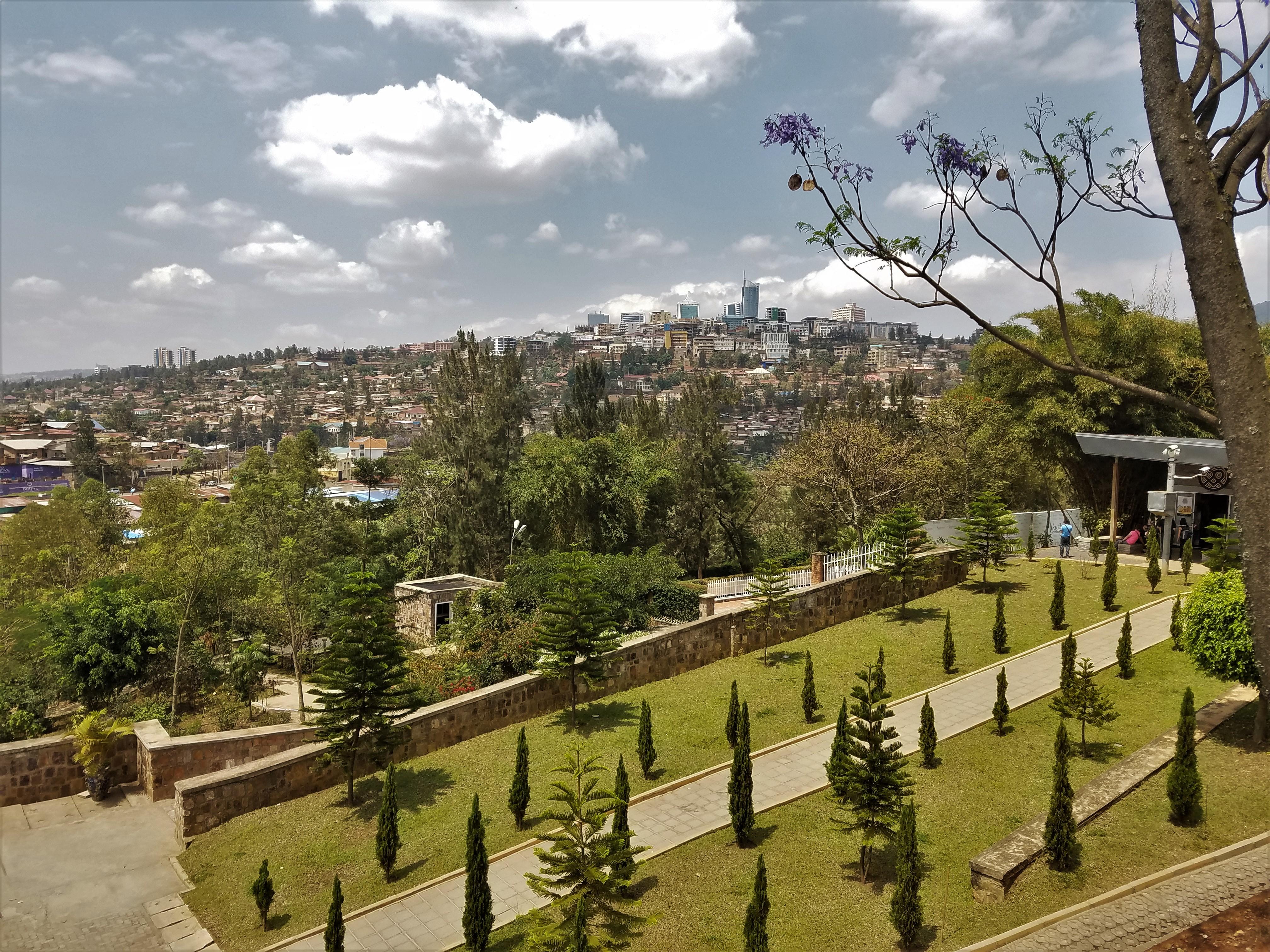 Rwanda, Kigali, Genocide Memorial